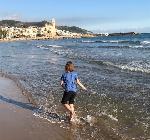 Family budget trip to Barcelona